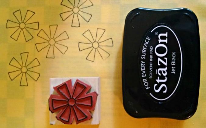 stamping fabric 2